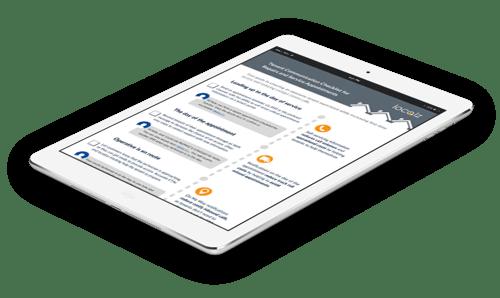 housing-communications-checklist-ipad