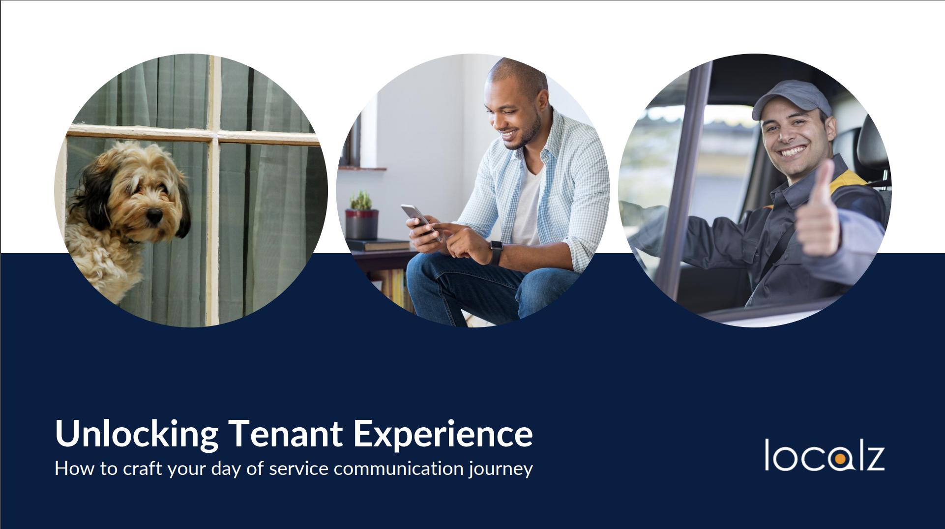 unlocking tenant experience